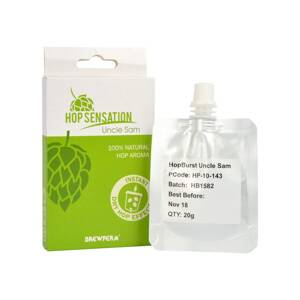 Chmiel Brewferm Hop Sensation Uncle Sam 20 g