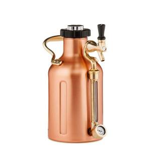 GrowlerWerks uKeg ™ 64 miedź - 1,9 l