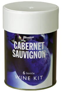 Koncentrat winogronowy - Cabernet Sauvignon, 900gr
