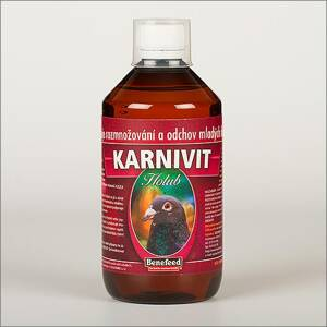 Karnivit (Aquakar) gołąb 1000 ml
